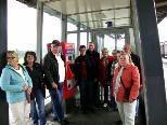 Bahnkartenautomaten sind für reisende Senioren kein Problem