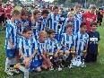Der Turniersieger FC Letzikids Zürich