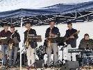 """Die """"Oberstädtler Stubenmusig"""" bringt am Freitag Jazz, Blues und Soul."""