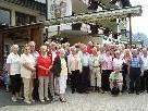 """Die Senioren beim """"Wildauerhof"""" in Walchsee"""