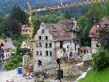 Ein Teil des alten Bregenz