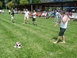 Erstmals wurde in Röthis ein Elfmeter-Turnier ausgetragen.