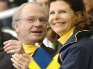 Königspaar aus Schweden kommt zu Habsburgs Begräbnis