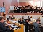 LTP Mennel steht Gesprächen zu einer Verkleinerung des Landtags offen gegenüber.