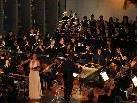 """Nikolaus Netzer dirigierte Haydns """"Schöpfung"""" in Vandans."""