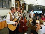 Rudi Keller Trio unterhielt mit Live-Musik