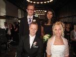 Sabrina Böckle und Martin Halbeisen heirateten.