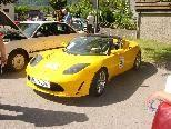 Silvretta Classic Rallye Montafon in Vandans