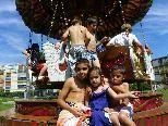 Spaß und Unterhaltung waren beim Kinderfest angesagt