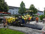 Bauabschnitt Strabonstraße wird beendet