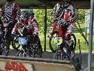 Bei der Landesmeisterschaft ist die Vorarlberger BMX-Elite am Start.