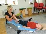 Beim Kindermassagekurs stand vor allem gemeinsame Zeit, Berührung und Nähe im Mittelpunkt.
