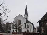 Bis November sollen die Sanierungsarbeiten der Pfarrkirche abgeschlossen sein.