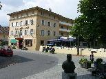 Das Hotel Vaduzerhof soll abgerissen und als Casino mit Hotel wieser aufgebaute werden