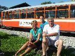 Das Team vom Verein Rhein-Schauen kennt keine Altersgrenzen - wichtigste Voraussetzung ist einfach Spaß, Freude und Interesse.