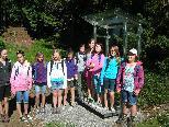 Der Silberpfad ist nur eine der zahlreichen Attraktionen am Kristberg.