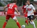Derbytime am Mittwoch erneut im Casinostadion. Tomasz Pekala will dann für Bregenz treffen.