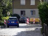 Erschwert oder kaum passierbar - Bürgergasse in Levis