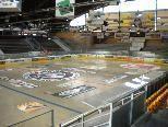 Es gibt wieder Eis in der Vorarlberghalle