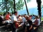 Grillnachmittag des Seniorenbund Ludesch am Thüringerweiher