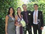 Hochzeit von Margit Zöhrer und Michael Willam
