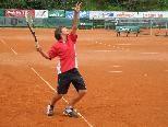 Landesmeiste 2010 Gabriel Pfanner bei seinem Spiel in Nofels-Tosters