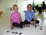 Langeweile bei der Kinderbetreuung    Programm für Kinder