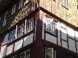 Mit viel Liebe zum Detail wurde das über 500 Jahre alte Fachwerkhaus restauriert