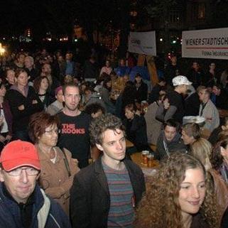 Nachtwandeln: Auch heuer findet der Gürtel Nightwalk in Wien statt.
