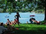 Naherholungsoase im Grünen: Die Baggerseen erfreuen sich stetiger Beliebtheit bei der Bevölkerung