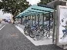 Radabstellplätze Bahnhof Bludenz