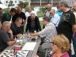 Schach im Generationenpark