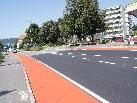 Seit dem 18. August ist die Hohenemser Straße wieder frei befahrbar.