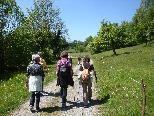 Senioren-Wanderung nach Viktorsberg am 4. August