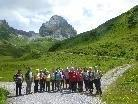 Seniorenwanderung Roggalspitze
