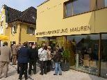 Trotz dem Erweiterungsbau für die Gemeindeverwaltung hat Mauren 9000 Euro je Einwohner in der Gemeindekasse
