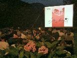 ein ganz besonderes Erlebnis ist ein Filmabend unter freiem Himmel