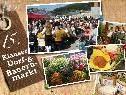 15. Dorf- und Bauernmarkt bei der Gärtnerei Ludescher in Klaus
