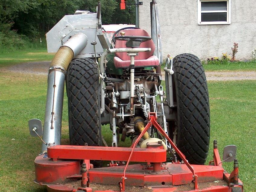 Schwerer Unfall mit dem Traktor im Burgenland