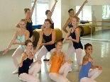 Art Class of Dance ist schon im Training