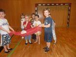 Attraktives Angebot für Kinder: Ballspielgruppe