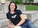 Beachvolleyballerin Claudia Lehmann absolvierte mit gutem Erfolg schon die elfte Saison.