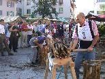 Buschelwettbewerb in Dornbirn am 22. Oktober