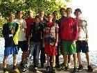 Das Siegerteam des Gymnasiums Feldkirch