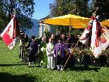 Der 80. Geburtstag des MV Thüringen wurde im Villia Falkenhorst-Park gefeiert.