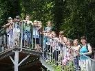 Der Jugendchor Cantemus startet mit den Proben ...