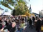 Der Markttag am 26. Oktober wird Fußach auch heuer beleben. Im Bild der Markt 2010.