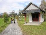 Der Stockenweg im Neunteln ist beliebt bei Joggern und Spaziergängern.