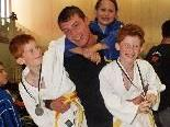 Die Dornbirner Judokas freuten sich über ihre Erfolge.