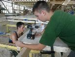 """Die Firma """"Holzbautechnik Sohm"""" feiert 20-jähriges Jubiläum und präsentiert sich bei einem großen Fest am Samstag."""